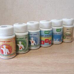 Симбиотические бактерии Шаблина